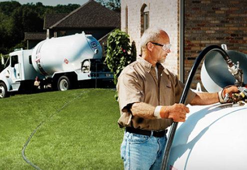 delaware propane delivery